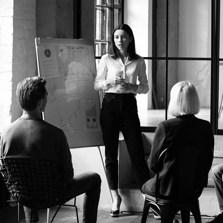 Facilitering vid verksamhetsplanering, strategikonferenser samt vid projekt- och teambildningsmöten.
